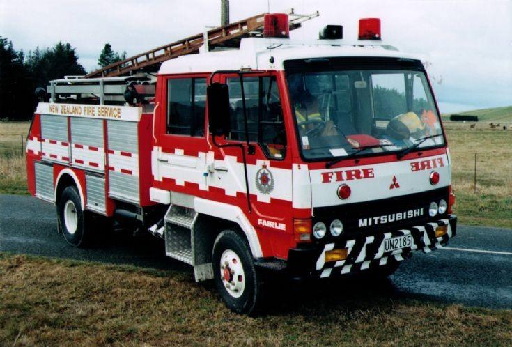 New Zealand Mitsubishi UN2185