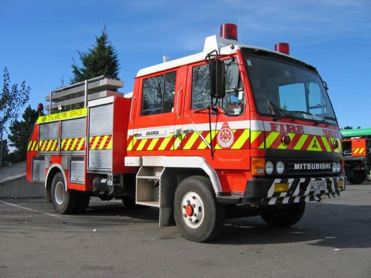 New Zealand Mitsubishi WL5095