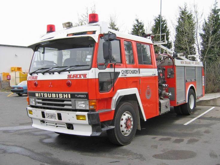 New Zealand Mitsubishi SR8098