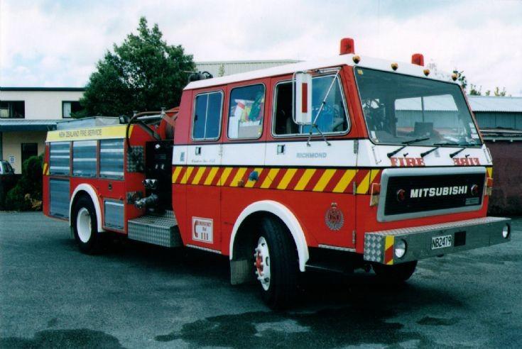 New Zealand Mitsubishi NB2479