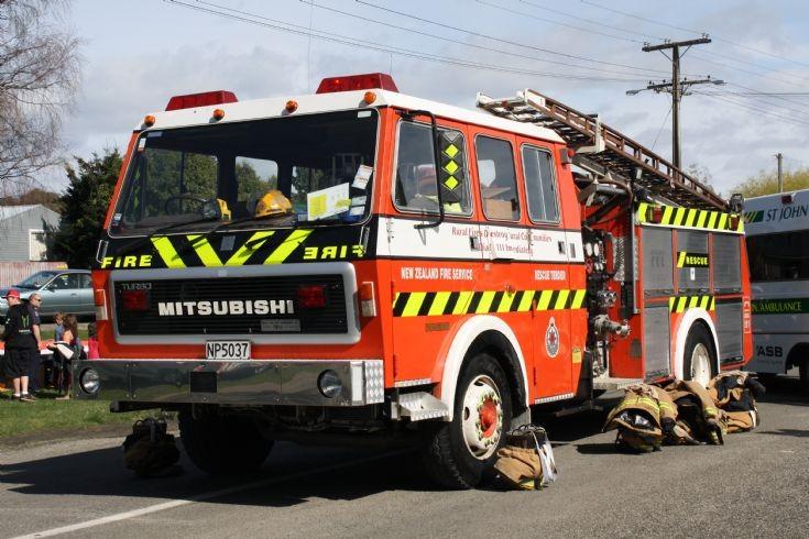 New Zealand Mitsubishi NP5037