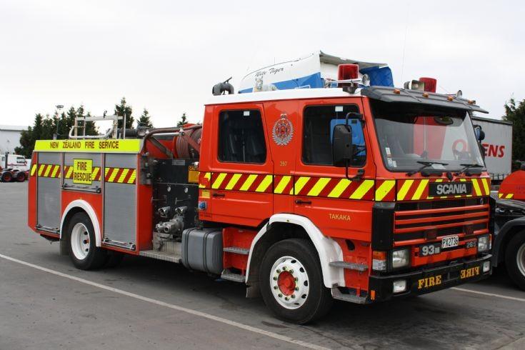 New Zealand Scania PX2736