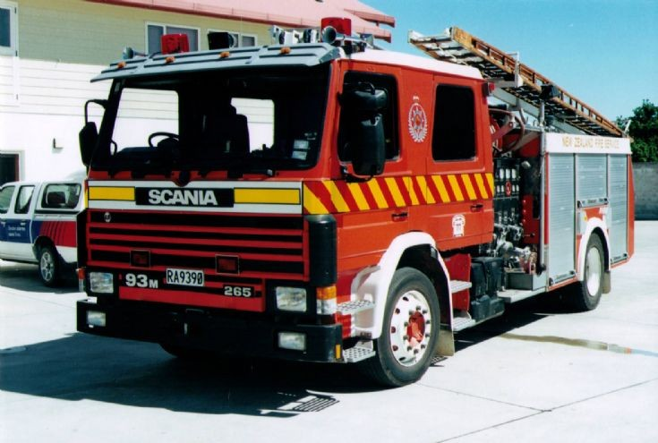 New Zealand Scania - RA9390