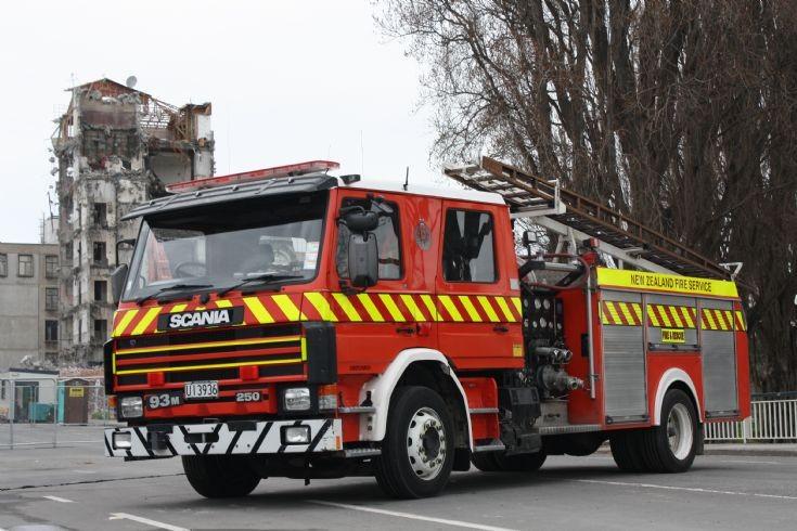 New Zealand Scania UI3936