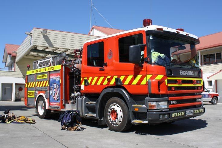 New Zealand Scania XB5960