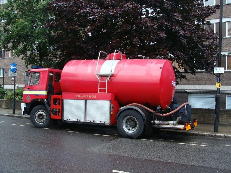 Volvo? London Watercarrier back