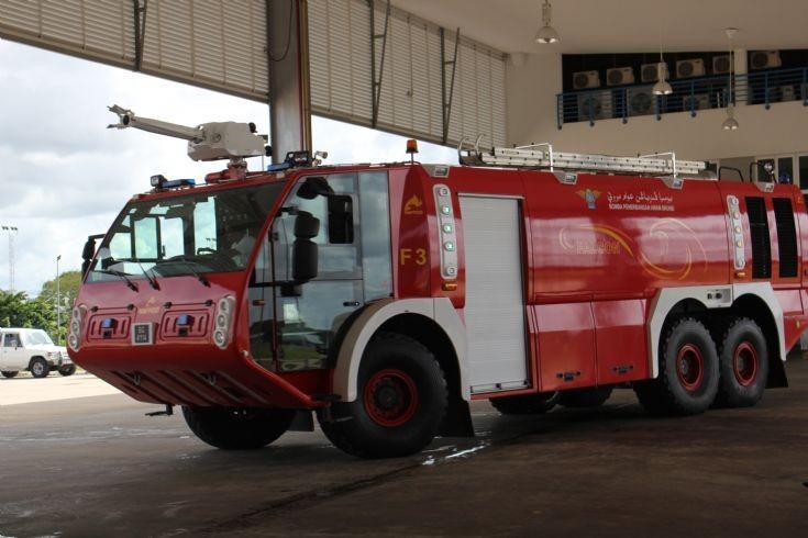 Fresia F800 6x6 Fire 3 bRUNEI