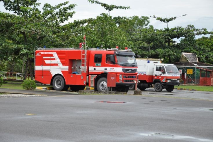 fire truck apparatus
