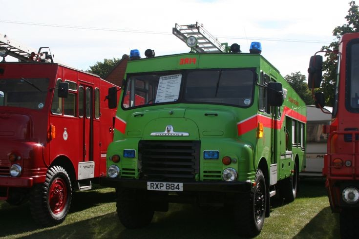 Bedford 4x4 Fire Engine RXP 884