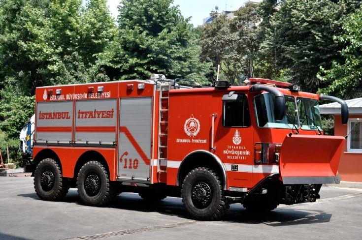 Disaster Response Vehicle, Istanbul