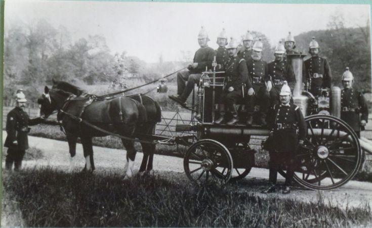 Dawlish Fire Brigade 1900