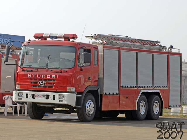 Hyundai heavy pumper