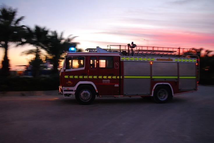 Enemalta Mercedes Rescue Tender