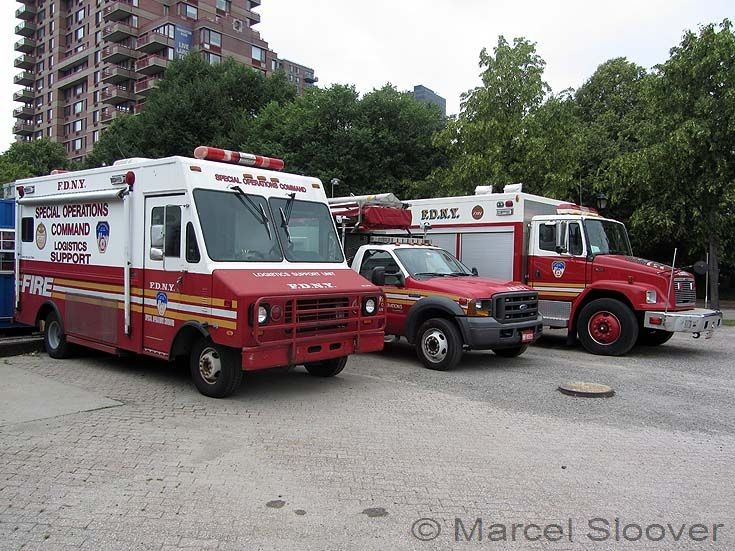 Roosevelt Fire station Line up