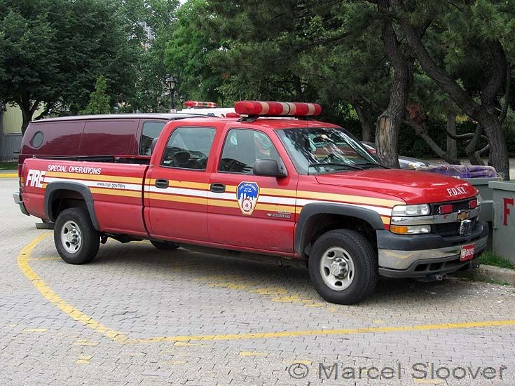 Chevrolet Special OPS FDNY