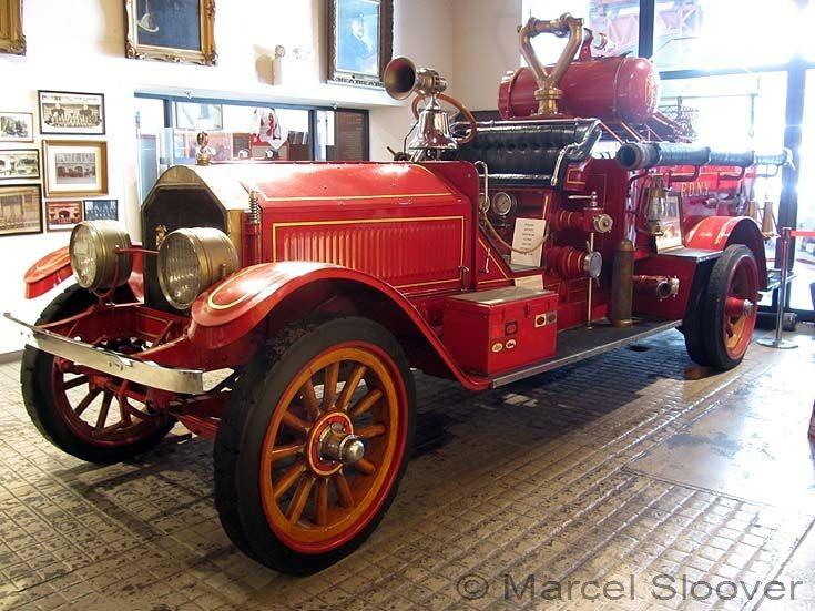 Type 75 ALF Fire museum New York City