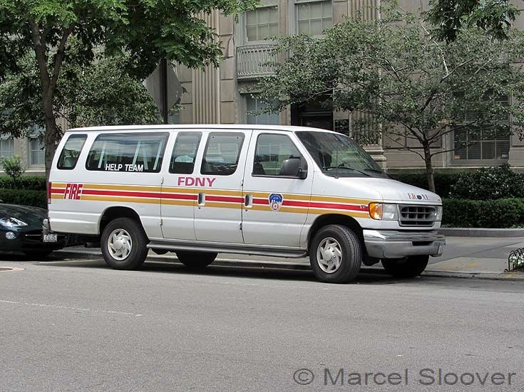 FDNY Ford Help team