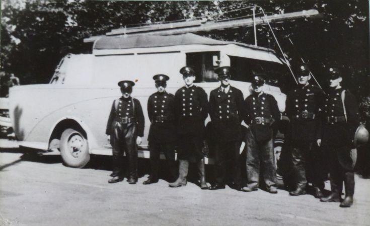 Dawlish WW2 Fire Brigade