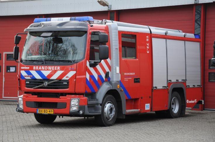 Brandweer Herkingen TS 72.3 Volvo