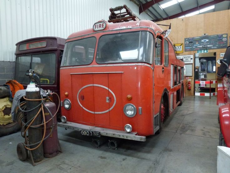 Leyland South Yorkshire Transport Museum