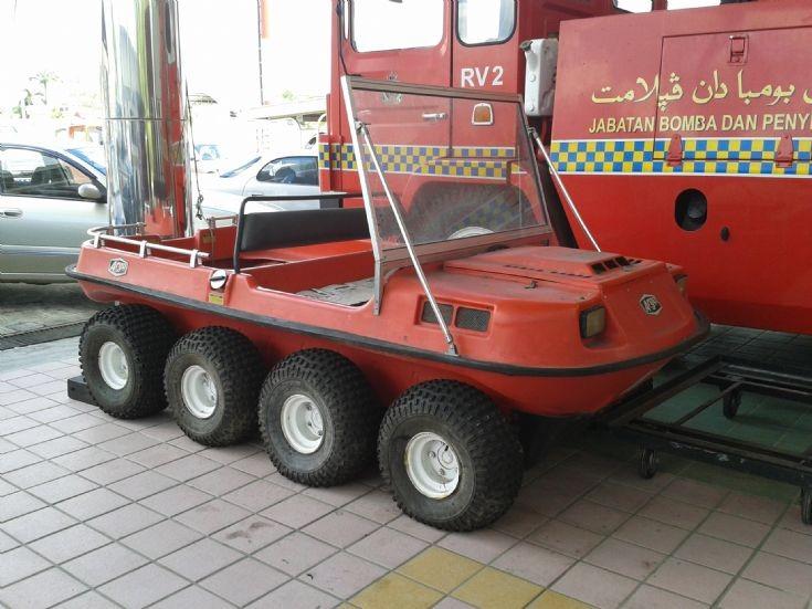 Argo Cat 1 (AC1) Brunei Fire and Rescue