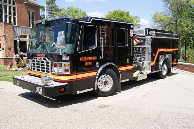 Glendale (Ohio) Engine 45