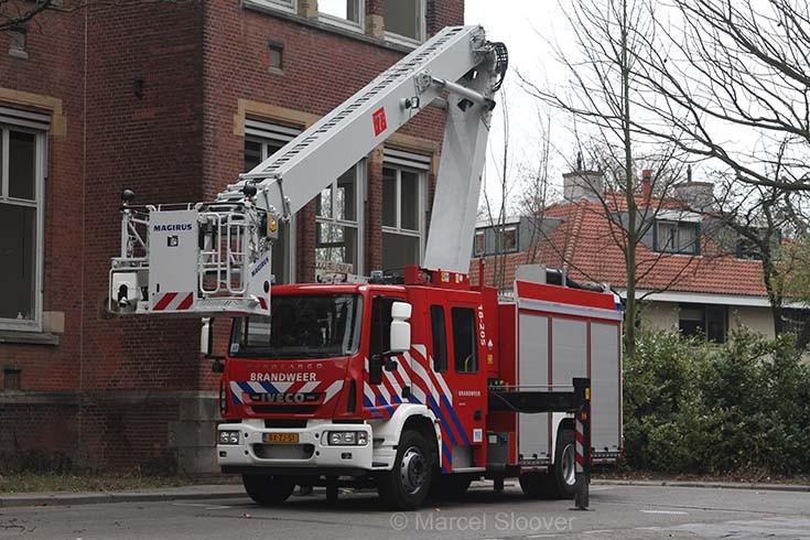 Brandweer Dordrecht Iveco Magirus 18-205