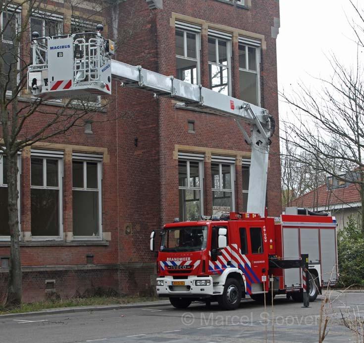 Iveco Multistar Brandweer Dordrecht 18-205