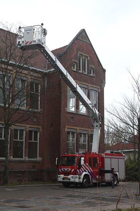 Brandweer Dordrecht Iveco BX-ZJ-51