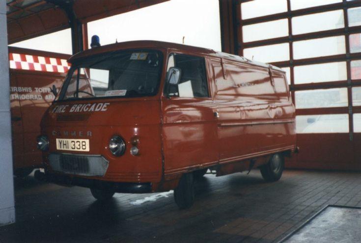 Commer Van, YHI-386.