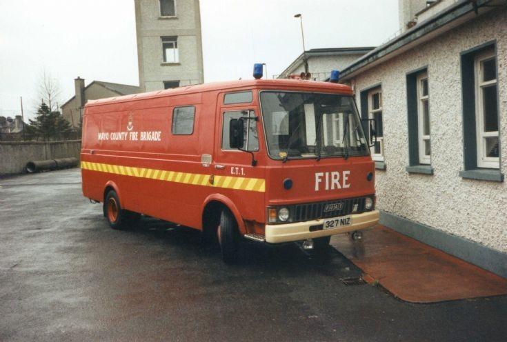 Fiat Emergency Tender, Castlebar F.B.