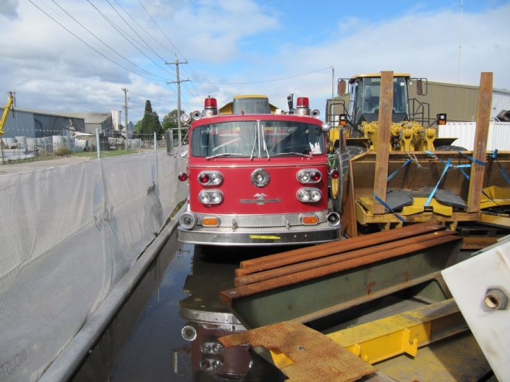 American LaFrance discovered In Australia