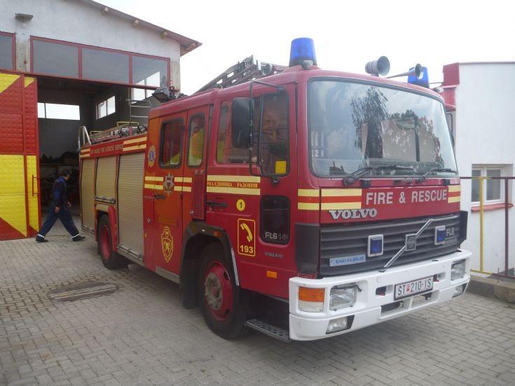 Radovis  Macedonia Volvo FL6