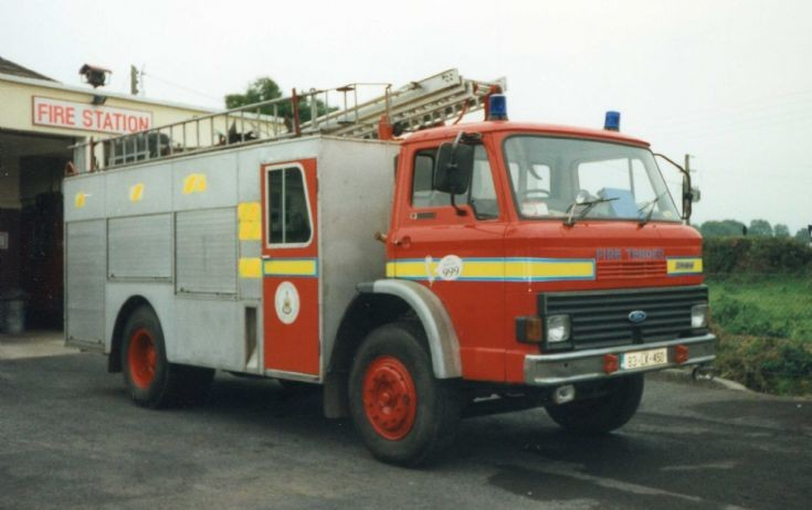 Limerick County Council Fire Brigade (Ireland)