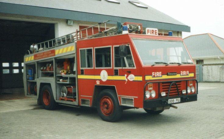 Timoney Fire Appliance (999-PIU)