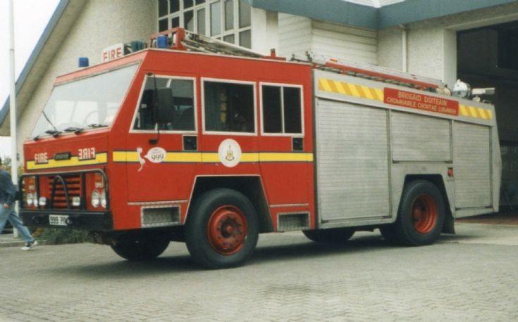 Foynes Fire Brigade Timoney Appliance.
