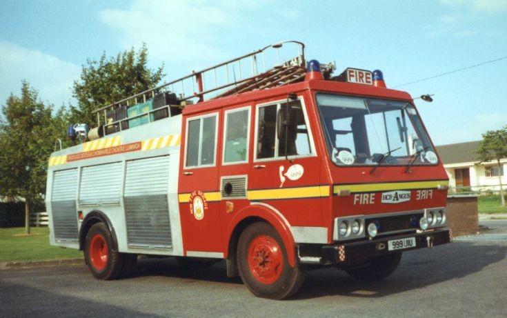 Bedford CSV / CB-Angus, Newcastle West (Ireland).