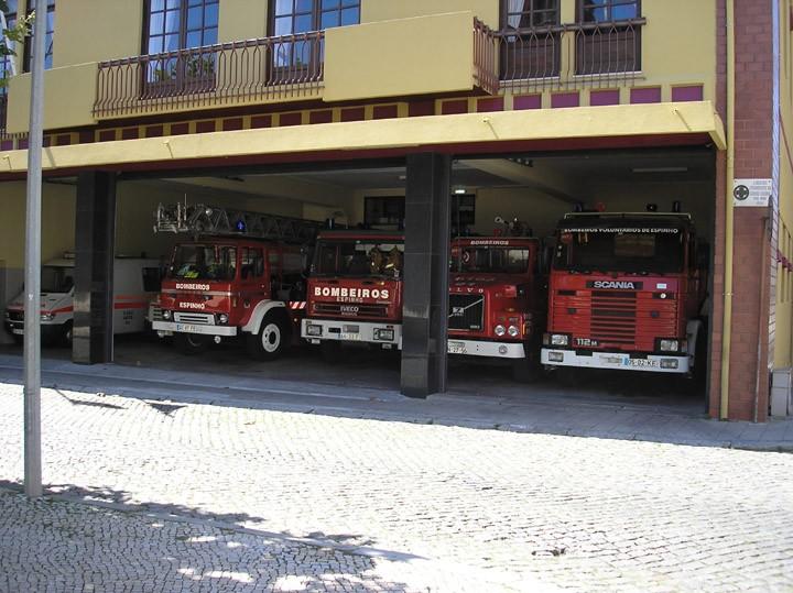 Portugal - Espinho Volunteers Fire Brigade Station