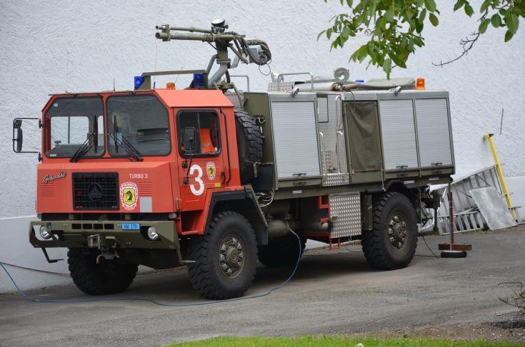 Fire Brigade Pilatus Faun Brändle
