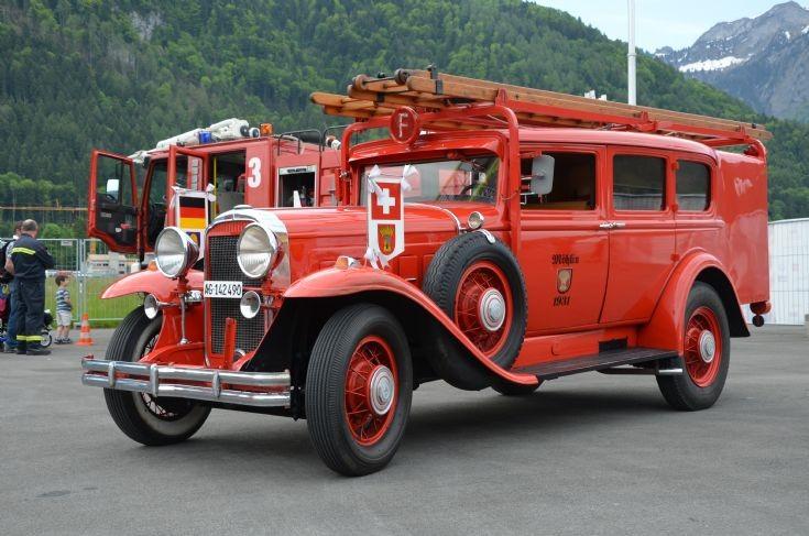 Fire Brigade Möhlin Buick