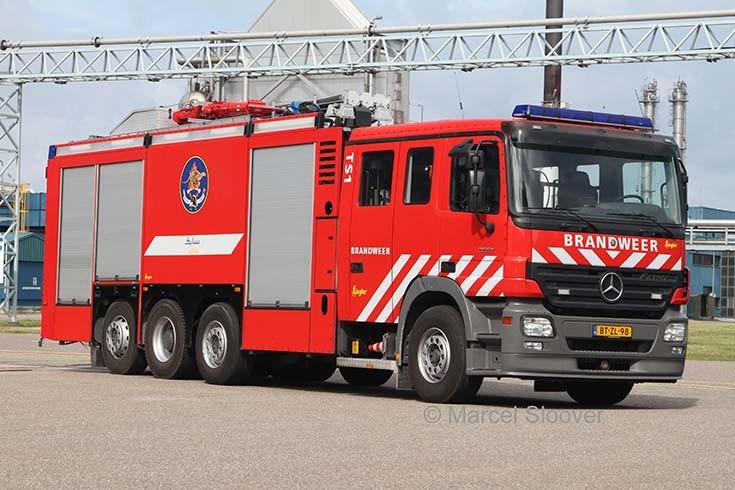 Sabic IP Mercedes pump TS1 BT-ZL-98