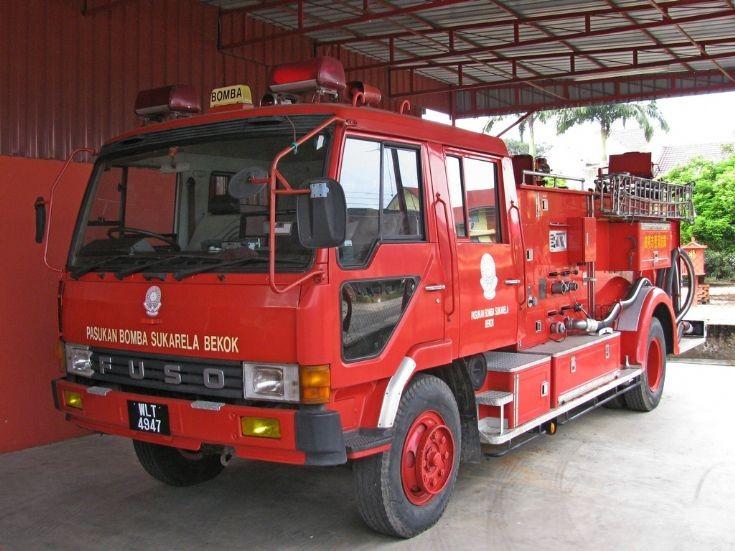 Fuso / Morita  Bekok Malaysia WLT4947