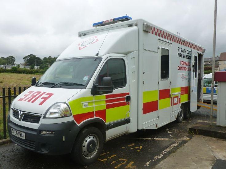 Strathclyde Fire & Rescue SF06HHJ