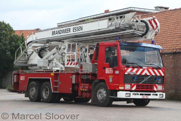 Brandweer Essen Volvo Bronto SWT-853