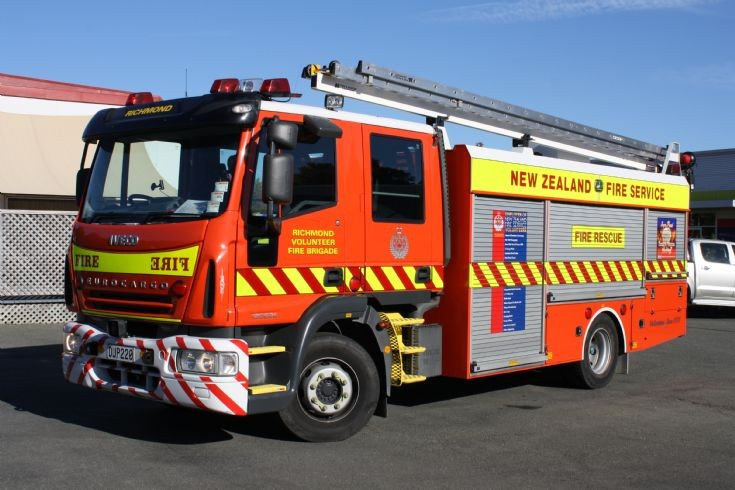 New Zealand Iveco DJP228 Richmond VFB