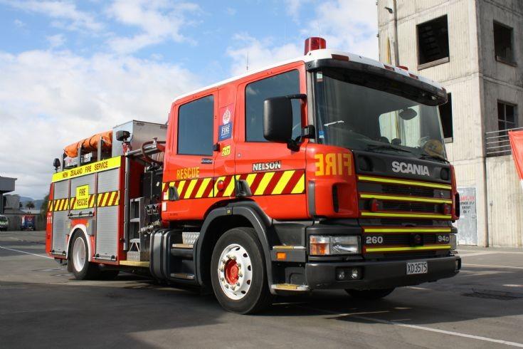 New Zealand Scania XD3575 Nelson
