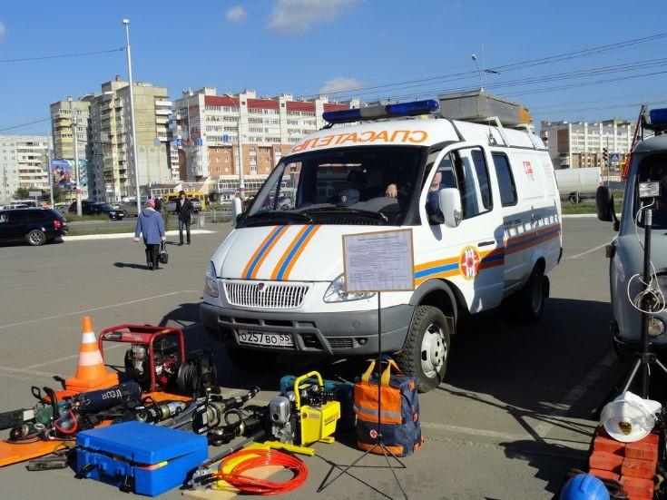 GAZ-2705 4X4 Omsk Russia