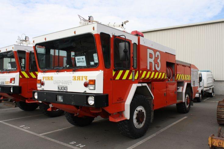 New Zealand Unipower NJ4343 former RNZAF