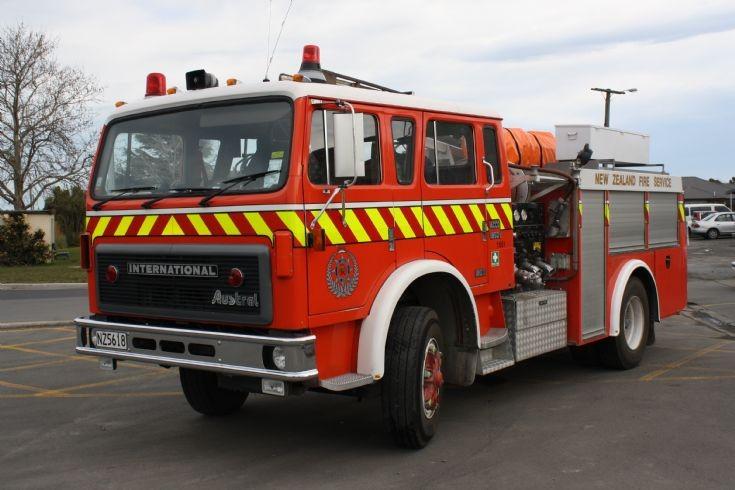 New Zealand International JR601