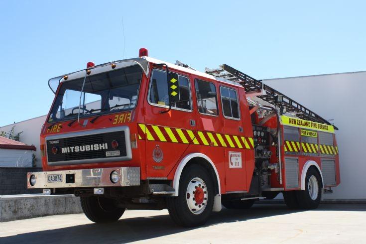 New Zealand Mitsubishi Mills Tui OA3874